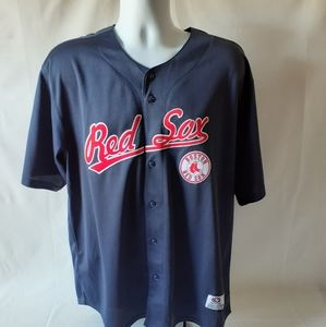 Boston Red Sox men's polyester Jersey